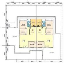 Image Result For House Plans 2 Bedroom Semi Detached Cottages