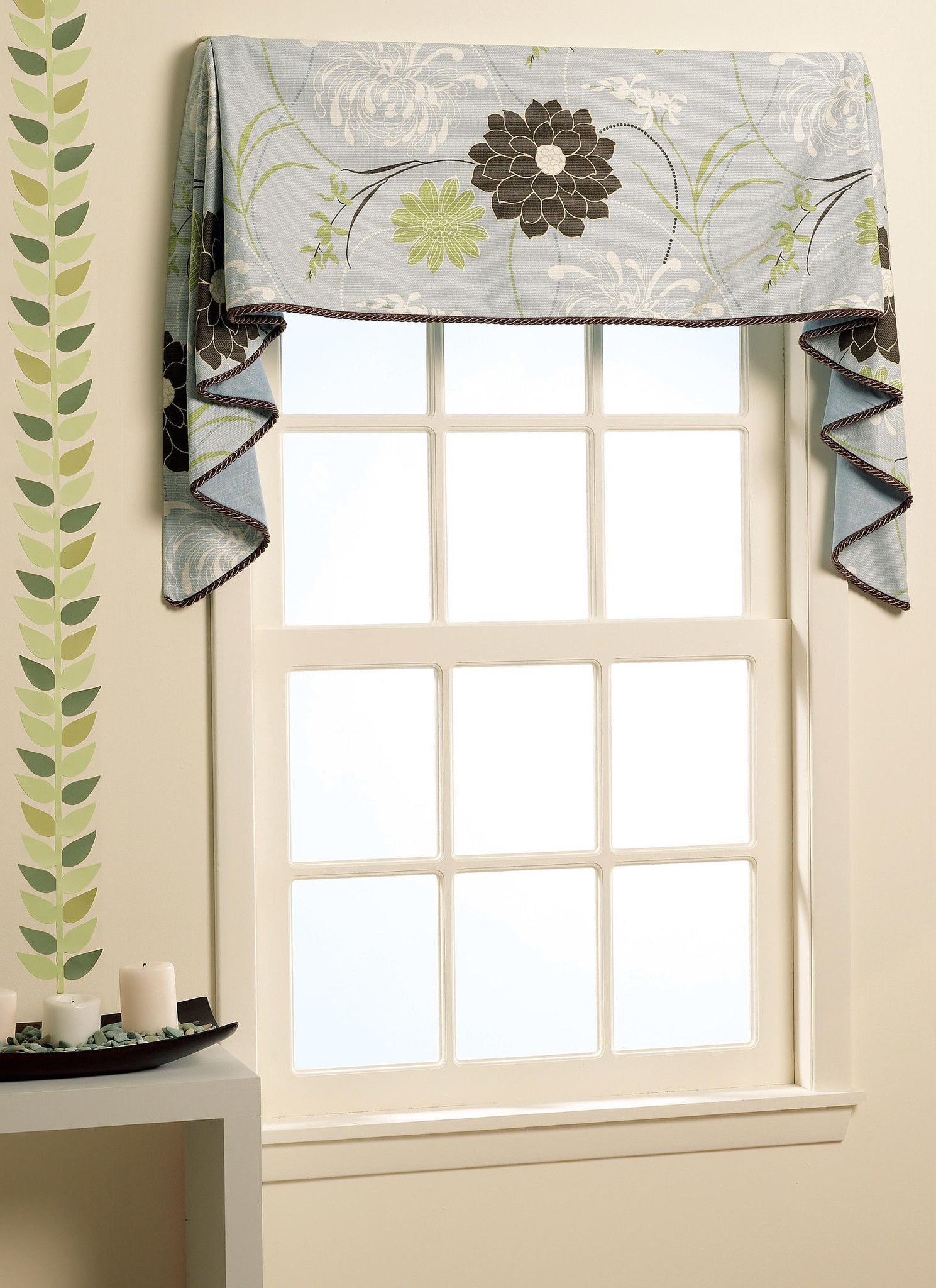 248 Sublime Valance You Pay 1 2 Down Cortinas