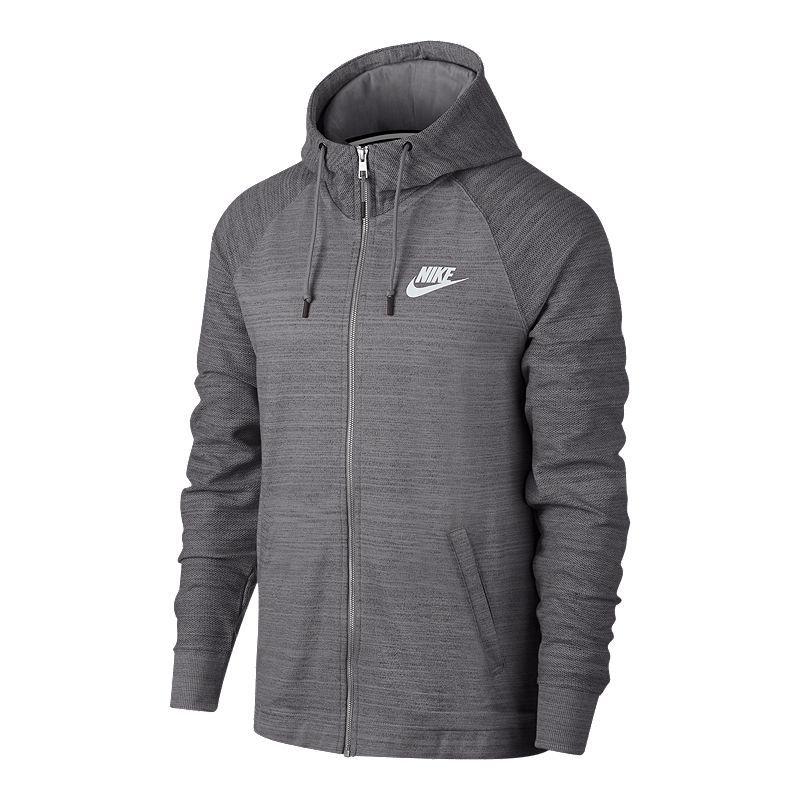 Nike Sportswear Men's AV15 Knit Full Zip Hoodie | Full zip