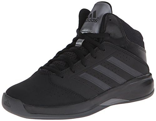adidas Performance Isolation 2 K Basketball Shoe (Little Kid/Big Kid),  Black/Black/Dark Grey, 5.5 M US Big Kid | shopswell. Youth Basketball  ShoesAdidas ...