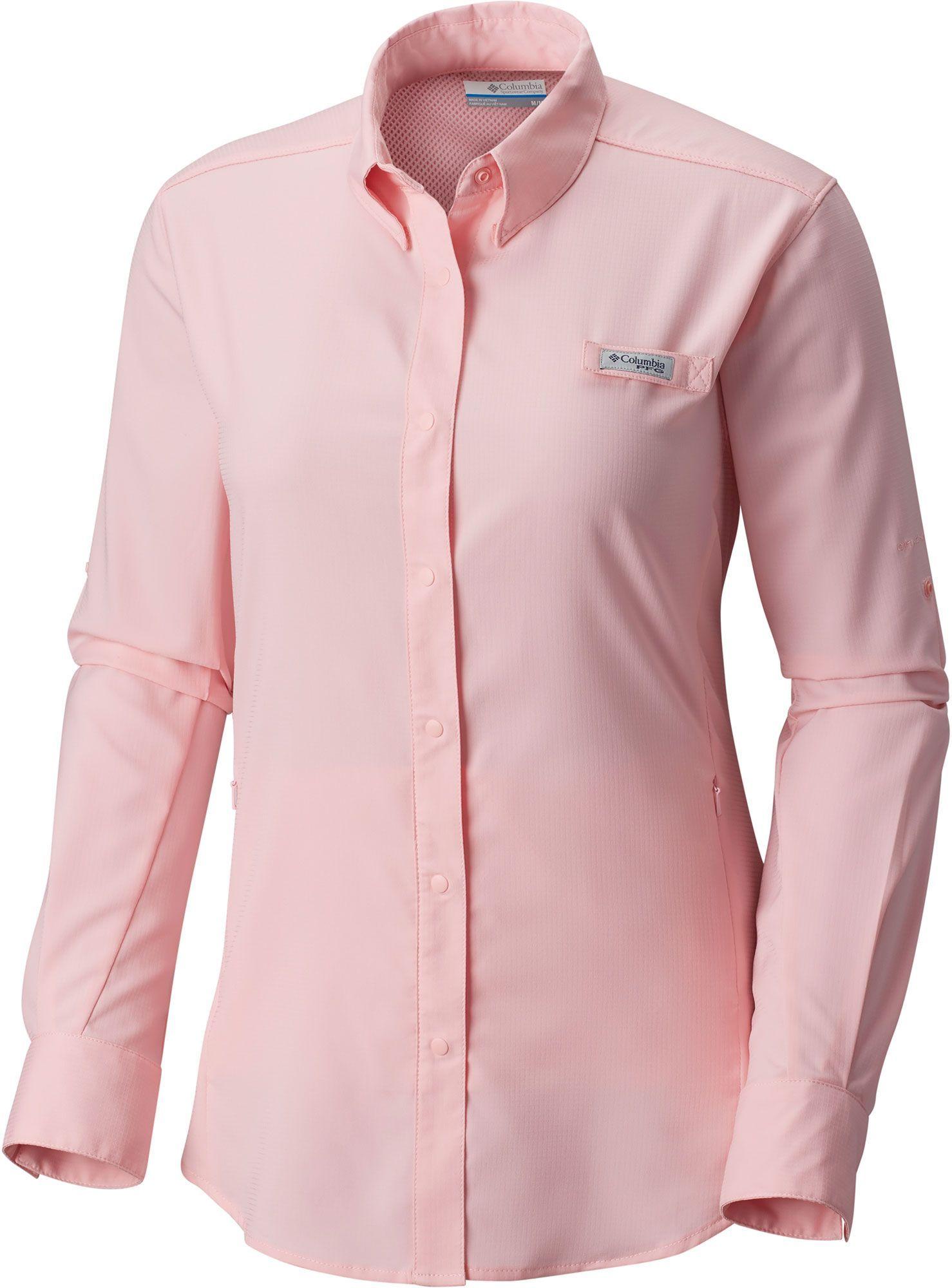 869b80c8cb3 Columbia Women's PFG Tamiami II Long Sleeve Shirt, Size: Small ...