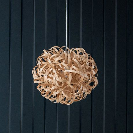 Tom Raffield Touchofmodern Tom Raffield Wood Light Ceiling