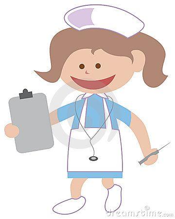 Nurse Cartoon | Nurse Cartoon Royalty Free Stock Photos ...