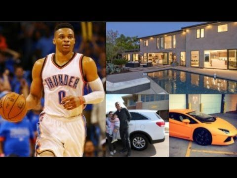 Russell Westbrook Cars >> Russell Westbrook Beverly Crest Home Russell Westbrook