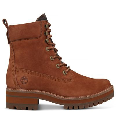 buying new 50% off undefeated x Shop Women's Courmayeur Valley Lace-Up Boot Rust today at ...