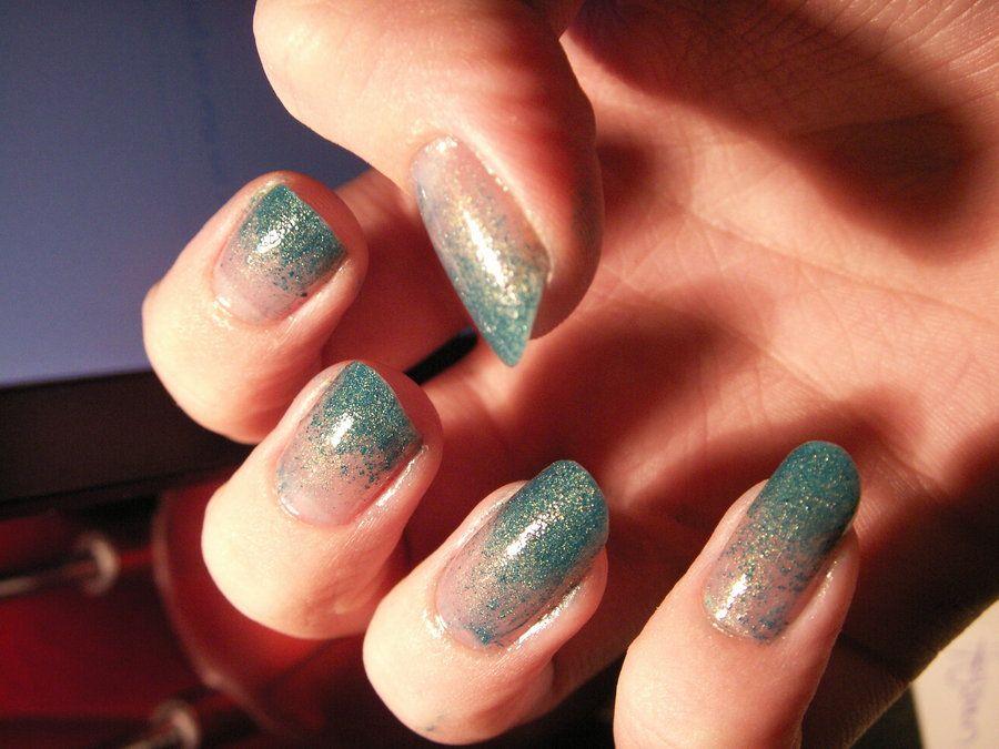 Blue Magic #Nails | Nails Want Art | Pinterest | Magic nails, Clear ...
