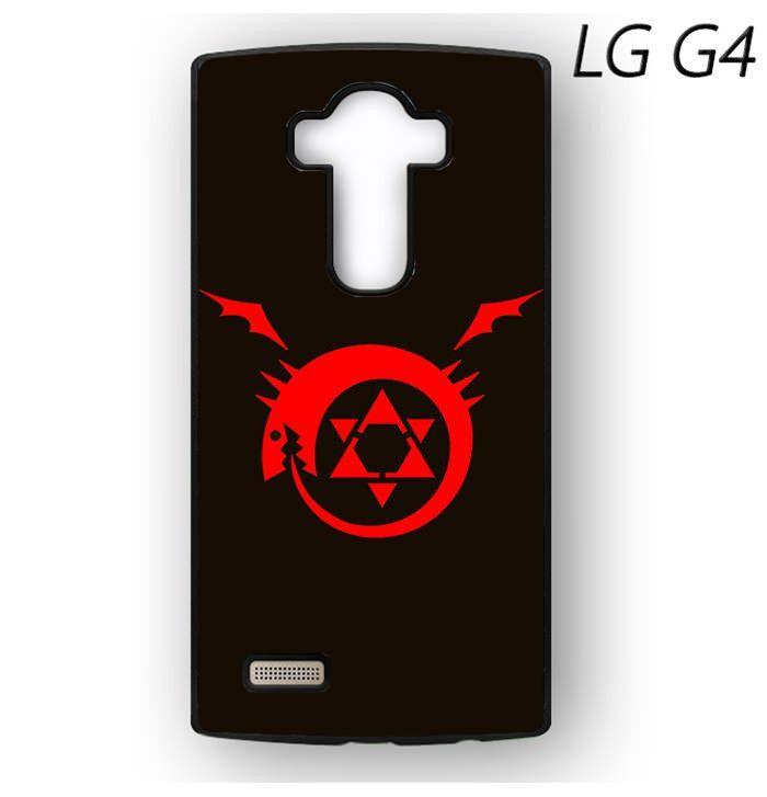 Fullmetal Alchemist Homunculus Symbol Ar For Lg G3g4 Phonecase