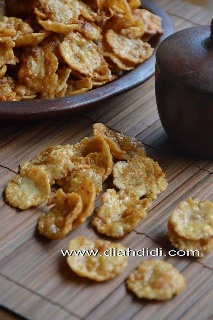Diah Didi S Kitchen Emping Melinjo Klatak Makanan Resep Makanan Resep Makanan Pembuka