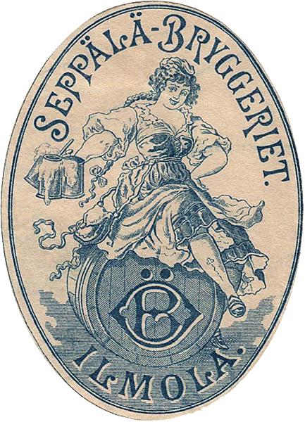 Ilmola = Ilmajoki. Oluttehtaan perusti toimitusvouti, nimismies Otto Reinius vuonna 1858. Hän omisti Ilmajoella Seppälän tilan, mutta myös viereisen Ollilan tilan, jonne oluttehdas rakennettiin. Tästä syystä tehtaasta käytettiin omistajansa mukaan nimeä Seppälä Bryggeri (Seppälän Oluttehdas) tai sijaintinsa mukaan Ollila Bryggeri (Ollilan Oluttehdas).