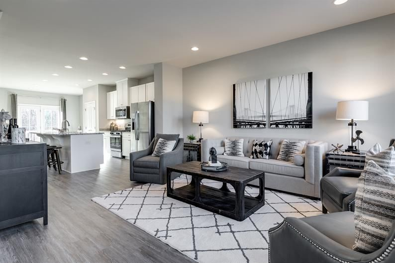 Riverbend Townhomes Townhomes for Sale | Ryan Homes