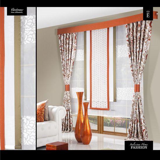 ITALISSIMA HOME FASHION | okna | Pinterest | Gardinen nähen ...