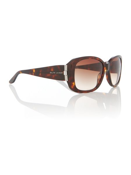 Ralph Lauren Sunglasses 0rl8127b Rectangle Sunglasses