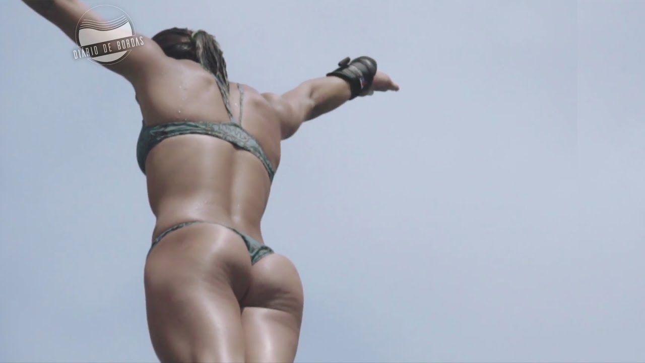 Ingrid Oliveira Beautiful Olympic Diver 2016 New Video Ingrid