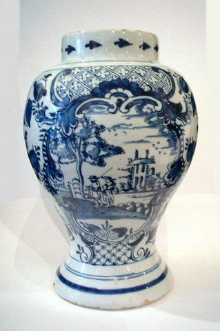 Delft Pottery Holland Pottery Articles Of Interest Identifying