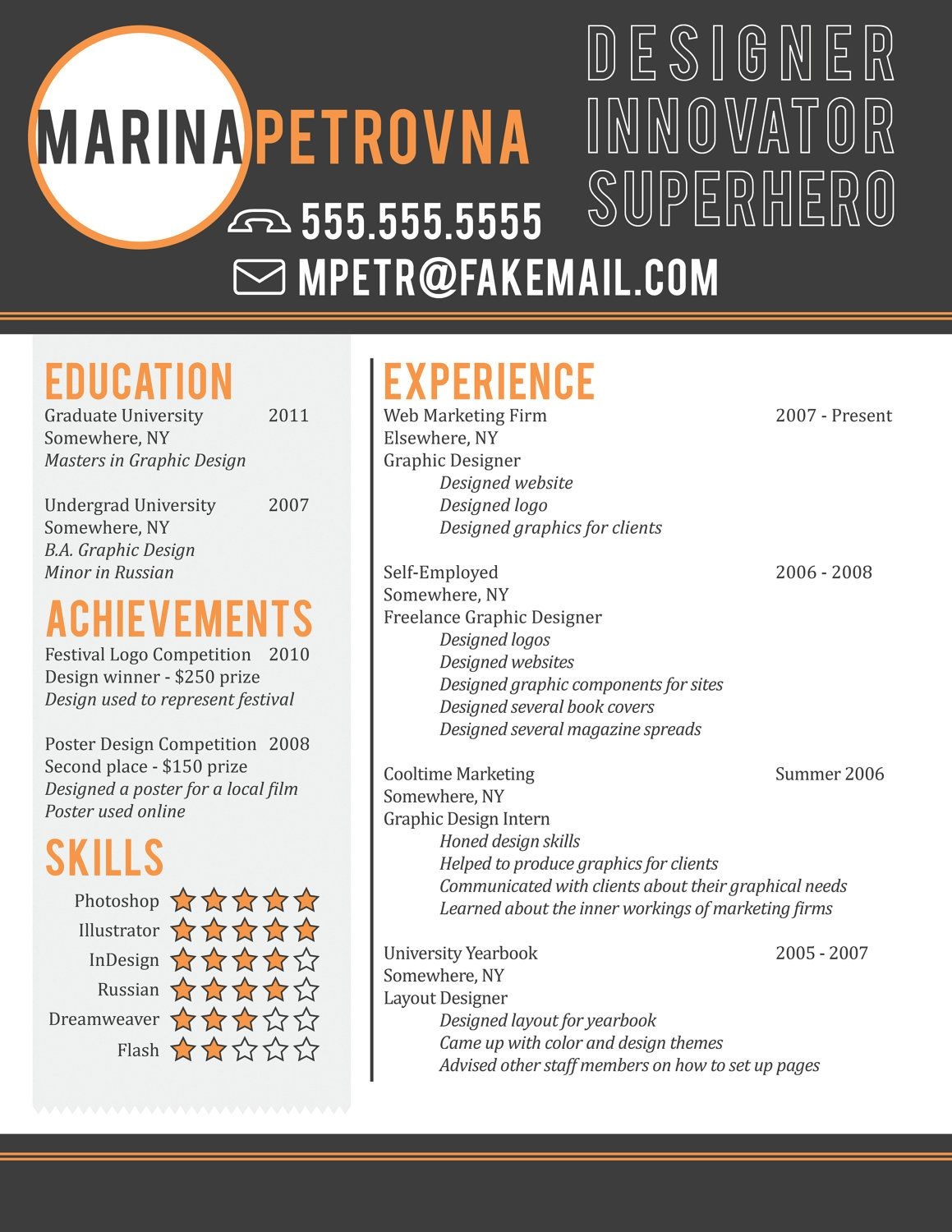 another good one      the innovator resume template on etsy      mhanddesign  very interesting  but