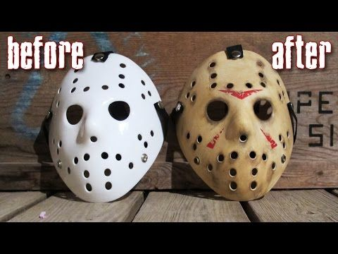 Halloween Hockey Masker.Pin On Horror Collectables