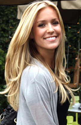 I know most of it is extentions.... But I wish my hair was like that :(!