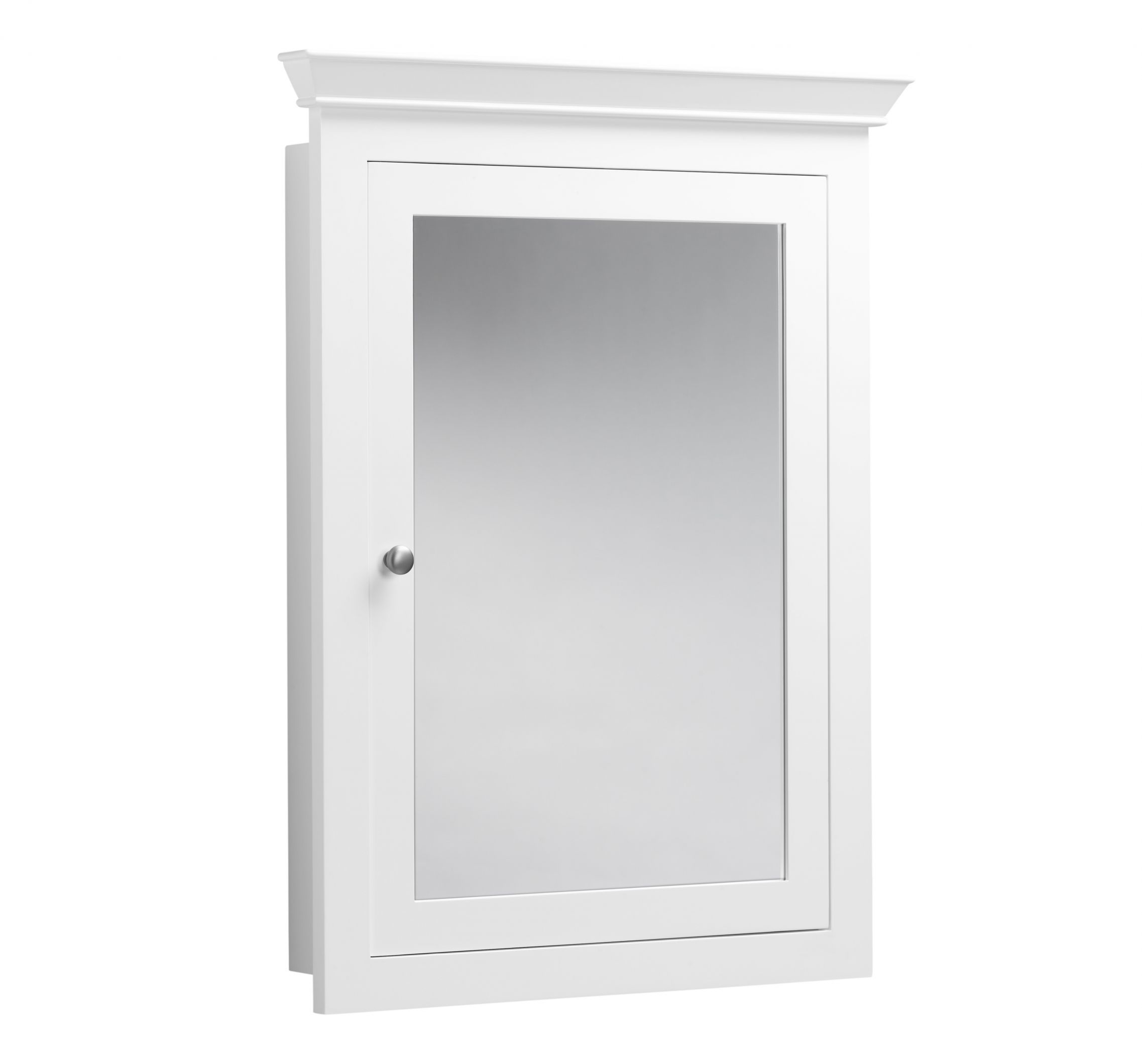 Ronbow Medicine Cabinet 617026 (guest Bath)   Offered In White But Not Dark  Cherry