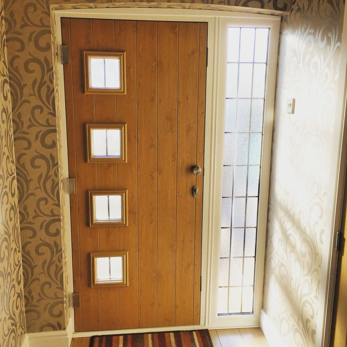 front doors with side panelsSolidor Composite Front Door and Side Panel Milano Solidor in