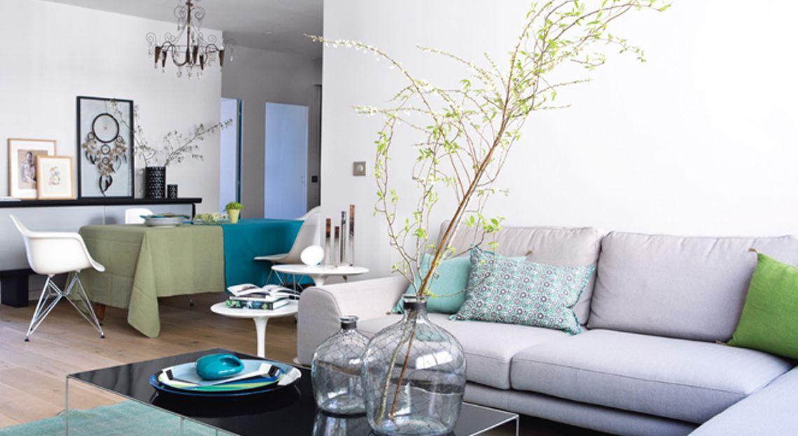 Relooking  aménager un appartement contemporain Journaux intimes