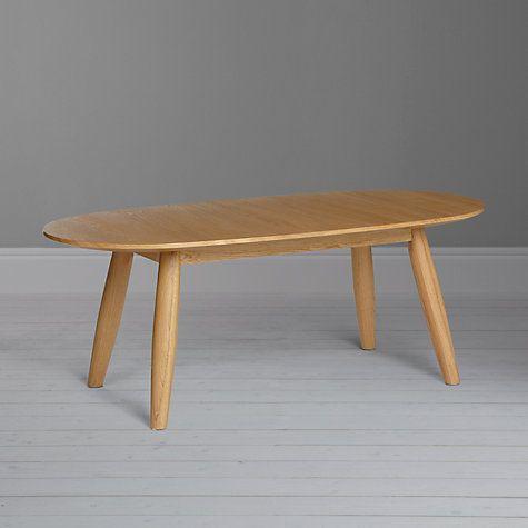 Buy John Lewis Enza Coffee Table Online at johnlewis.com. 120 x 60 x ...
