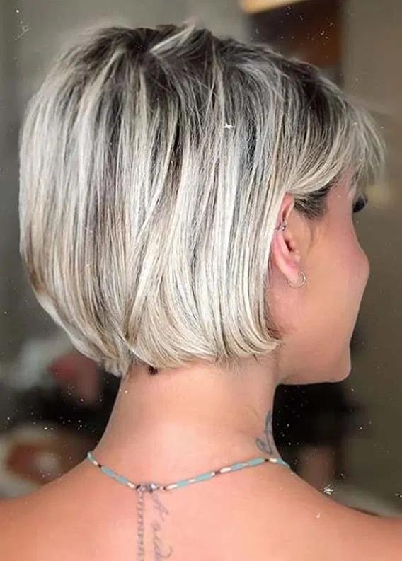 Pin On Short Haircuts Hairstyles