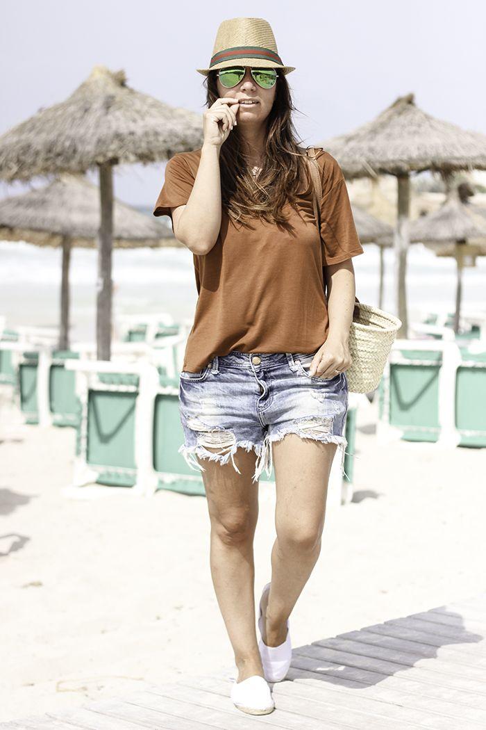 Aire acondicionado templo Melodioso  LOOK-DE-PLAYA-3 | Moda ropa de playa, Look playa, Ropa