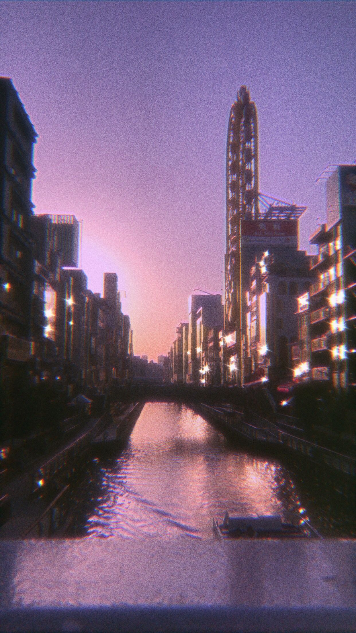 Osaka Japan Aesthetic Aesthetic Backgrounds Aesthetic Pictures Aesthetic Pastel Wallpaper