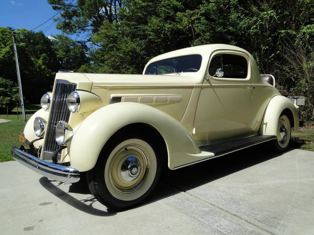 1936 Packard / Hemmings Motor News | PACKARD | Pinterest | Cars ...