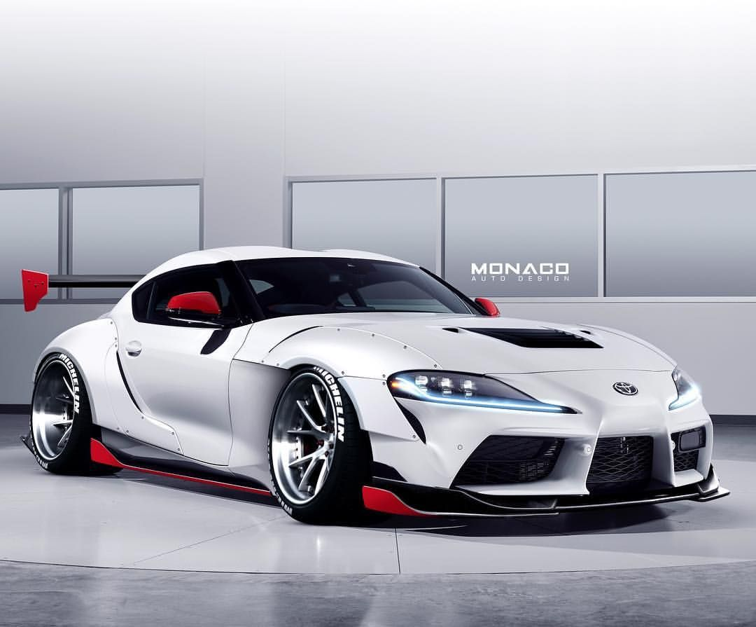 Die Heissesten Renderings Des Neuen Toyota Supra Addicted To Motorsport Toyota Toyota Supra Klassisches Auto