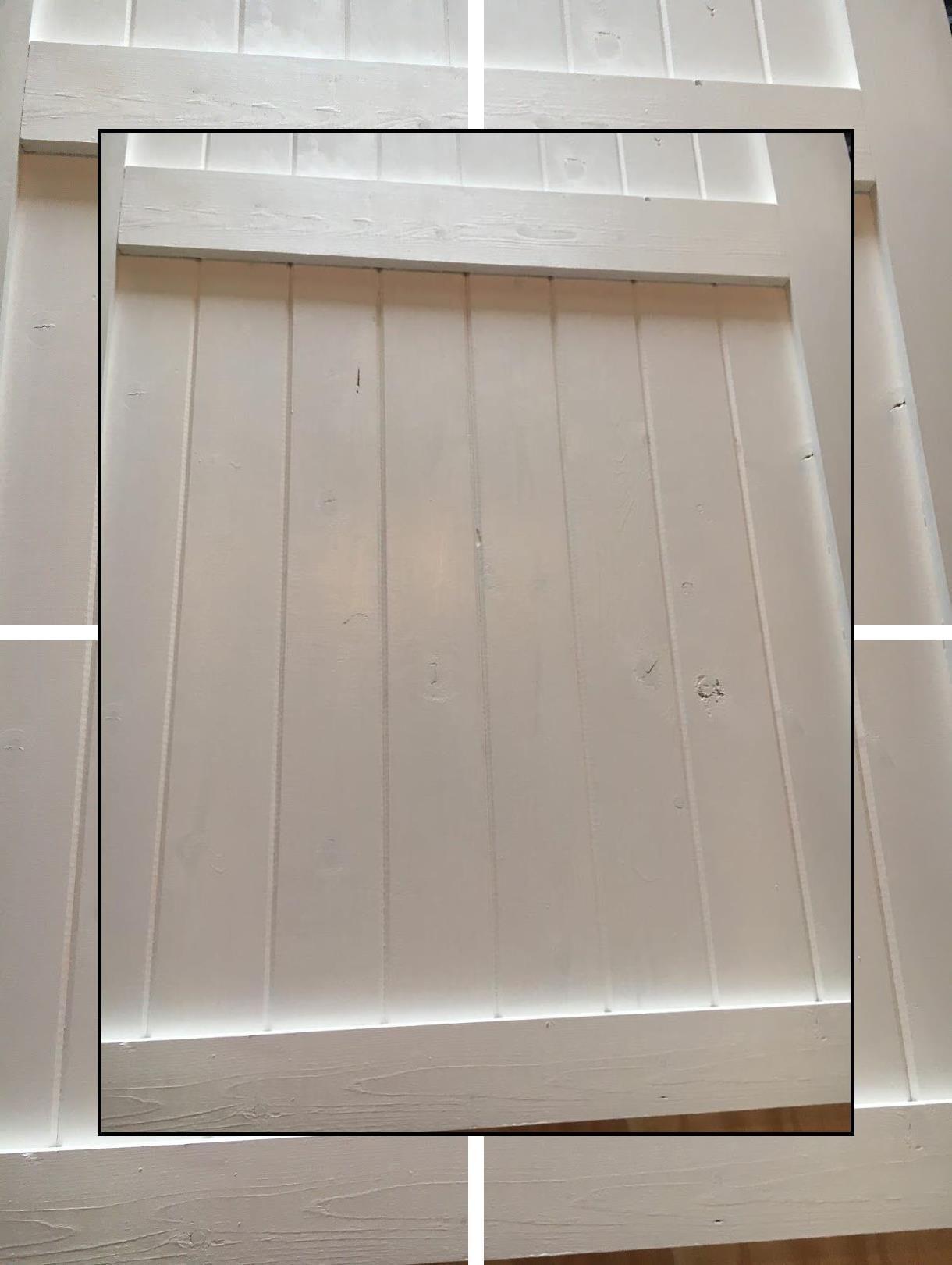 Barn Style Door Hardware Using Barn Doors Inside