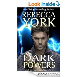 """(By New York Times and USA Today Bestselling, Award-Winning Author Ruth Glick! [Writing as Rebecca York ] Romantic Times: """"No one sends more chills down your spine than the very creative and imaginative Ms. York!"""")"""