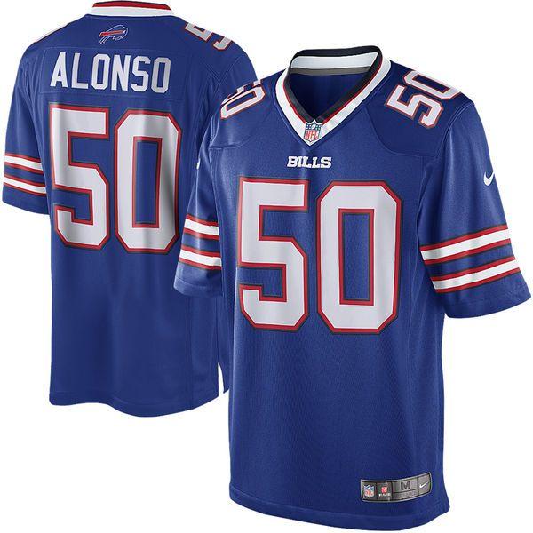 Kiko Alonso NFL Jerseys