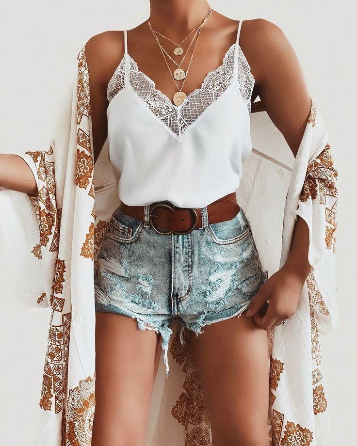 Photo of Niedliche Mode-Ideen, die Sie cool aussehen lassen   – fashion – #aussehen #Cool…