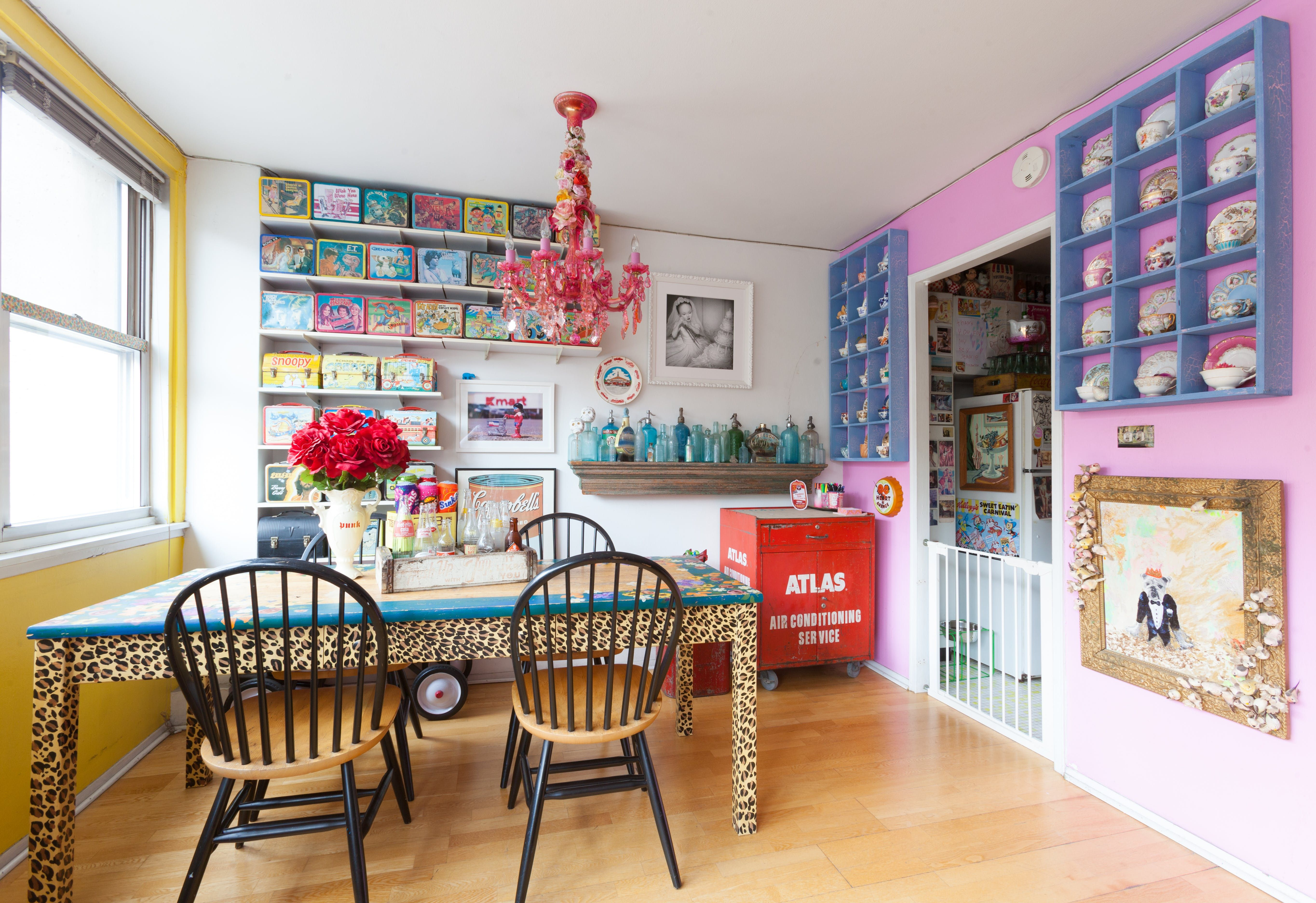 Tour a NYC Home That s Like a Mini Pop Culture Museum