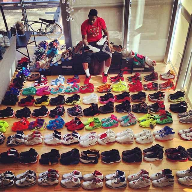 Wale Shoe Collection