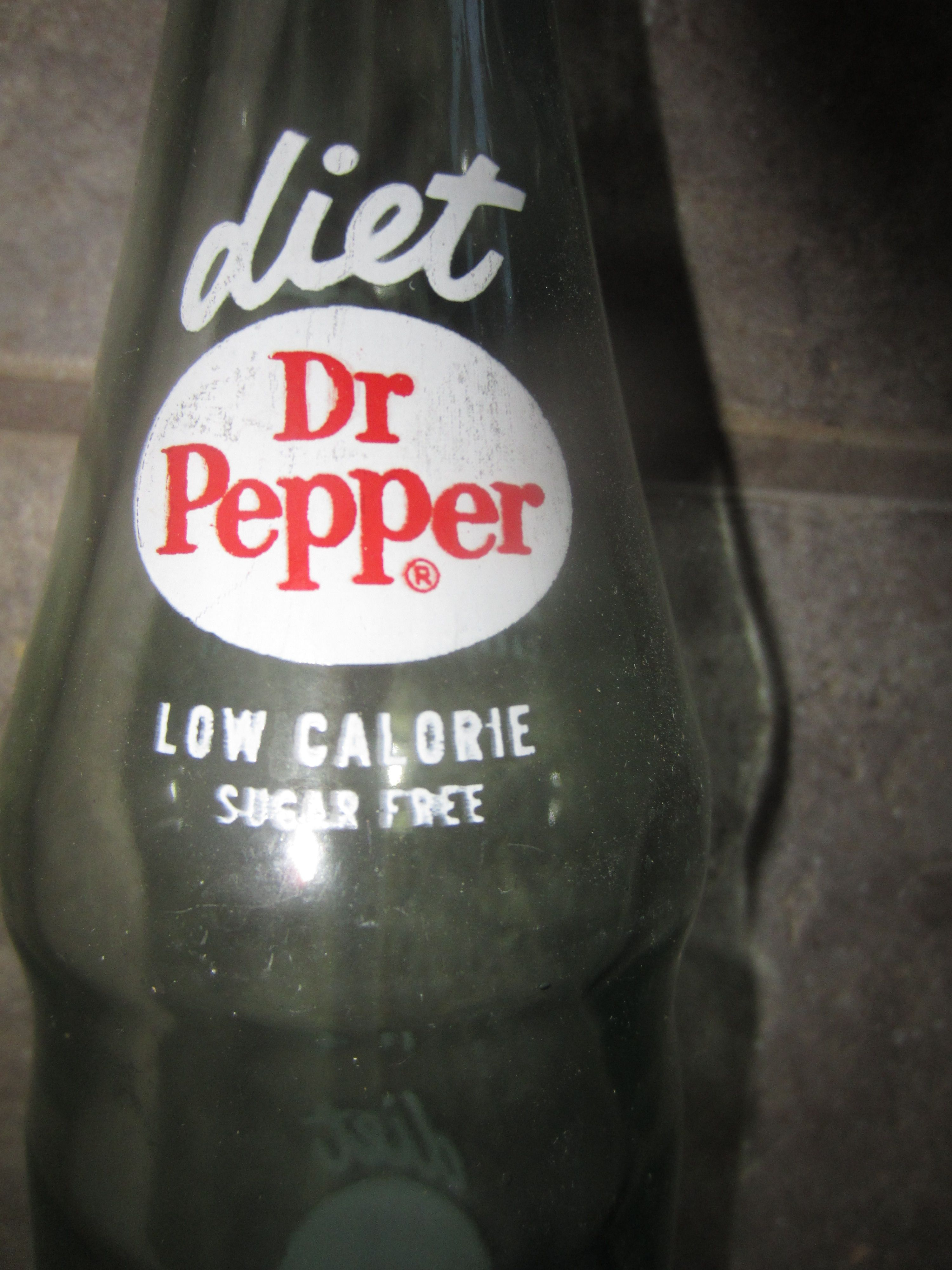 Vintage 1960 S Diet Dr Pepper Glass Bottle Atomic 1 Pint Size Kookykitsch Com Dr Pepper Diet Dr Pepper Stuffed Peppers