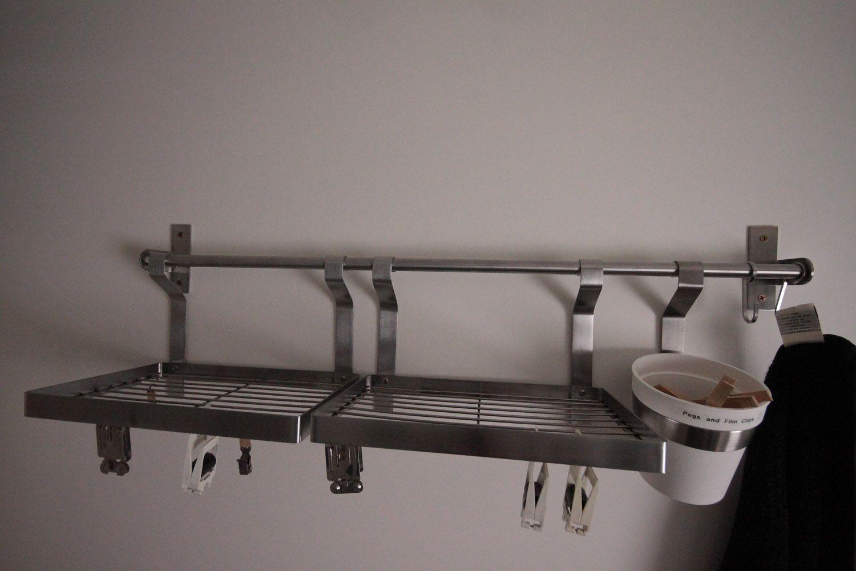 grundtal ikea google search dark room stainless steel kitchen shelves kitchen shelves. Black Bedroom Furniture Sets. Home Design Ideas