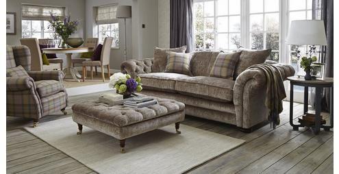 Loch leven grand pillow back sofa loch leven dfs