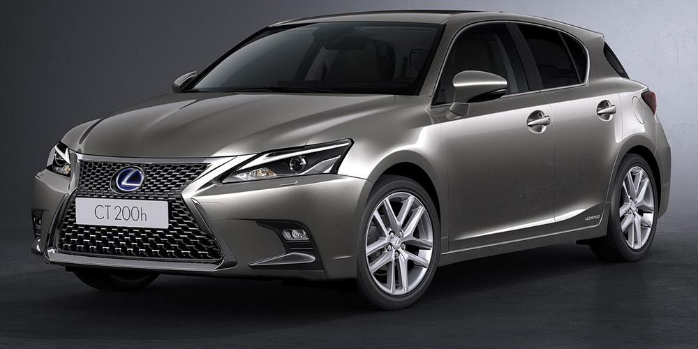 2018 Lexus Ct200h Has Received A Minor Update Lexus New Lexus