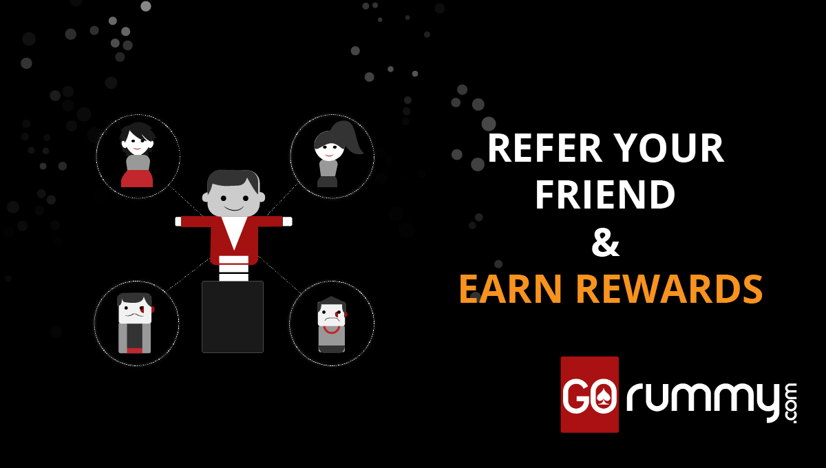 Your friend is your reward! Invite your friends to Gorummy and get Rs.1000 per referral. Wait not! Start referring now.