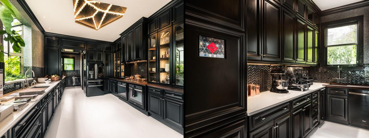 House Beautiful Magazine S Kitchen Of The Year Steven Miller Design Studio Love Cabinetry