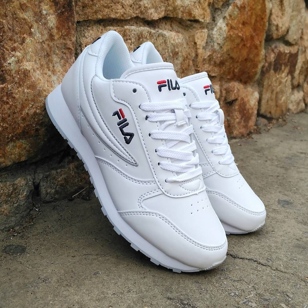 Fila Orbit Low White Size Wmns 36 a 41 - Preci | Zapatillas ...
