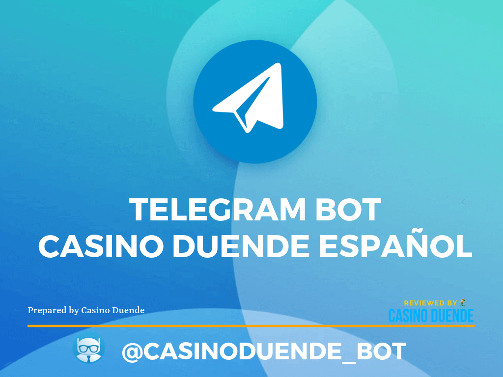 Telegram Bot Casino Duende Español Casino, Juegos de