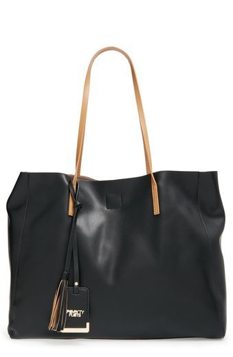 e51a540fb6 POVERTY FLATS by rian  Colorful  Faux Leather Shopper