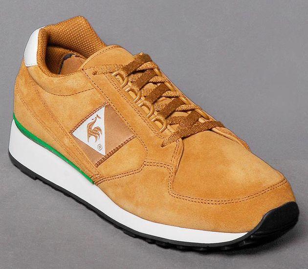 Le Coq Sportif Eclat Suede Fox Zapatos Moda Hombre Moda