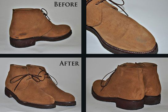 How To Clean Suede Shoes Luxury Shoe Care Guide