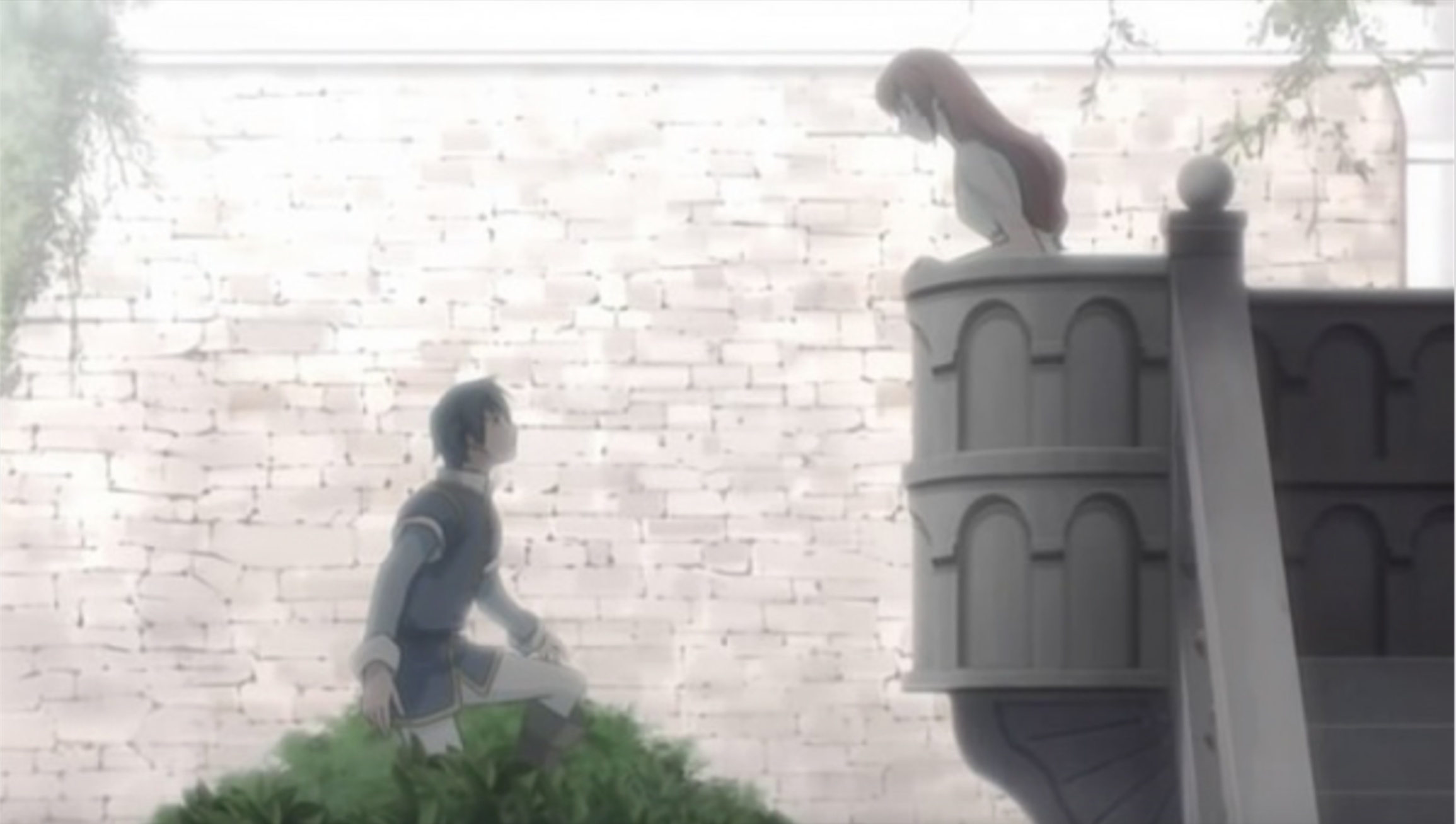 romeo and juliet s r tic balcony scene from romeo x juliet  romeo and juliet s r tic balcony scene from romeo x juliet anime