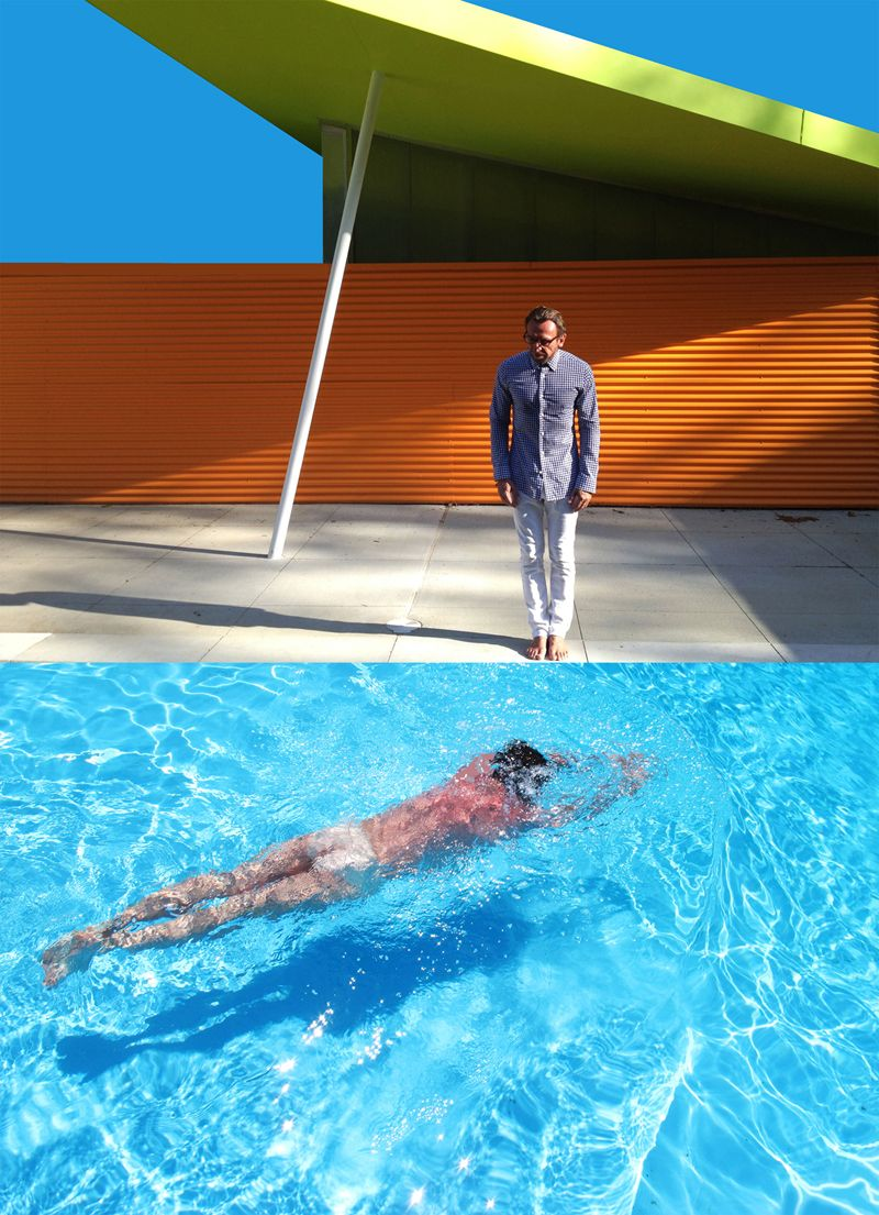 Bildergebnis für david hockney Swimmingpool