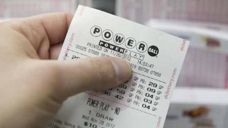 Best option when buying a powerball ticket